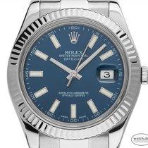 Rolex Datejust II 116334 Very good Steel 41mm Automatic