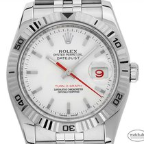 Rolex Datejust Turn-O-Graph 116264 Very good Steel 36mm Automatic