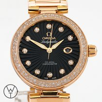 Omega 425.65.34.20.63.001 Or rouge 2011 De Ville Ladymatic 34mm occasion