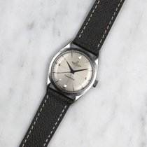 Breitling Transocean occasion 35mm Argent Cuir