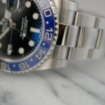 Rolex GMT-Master II Steel 40mm Black No numerals United Kingdom, Liverpool