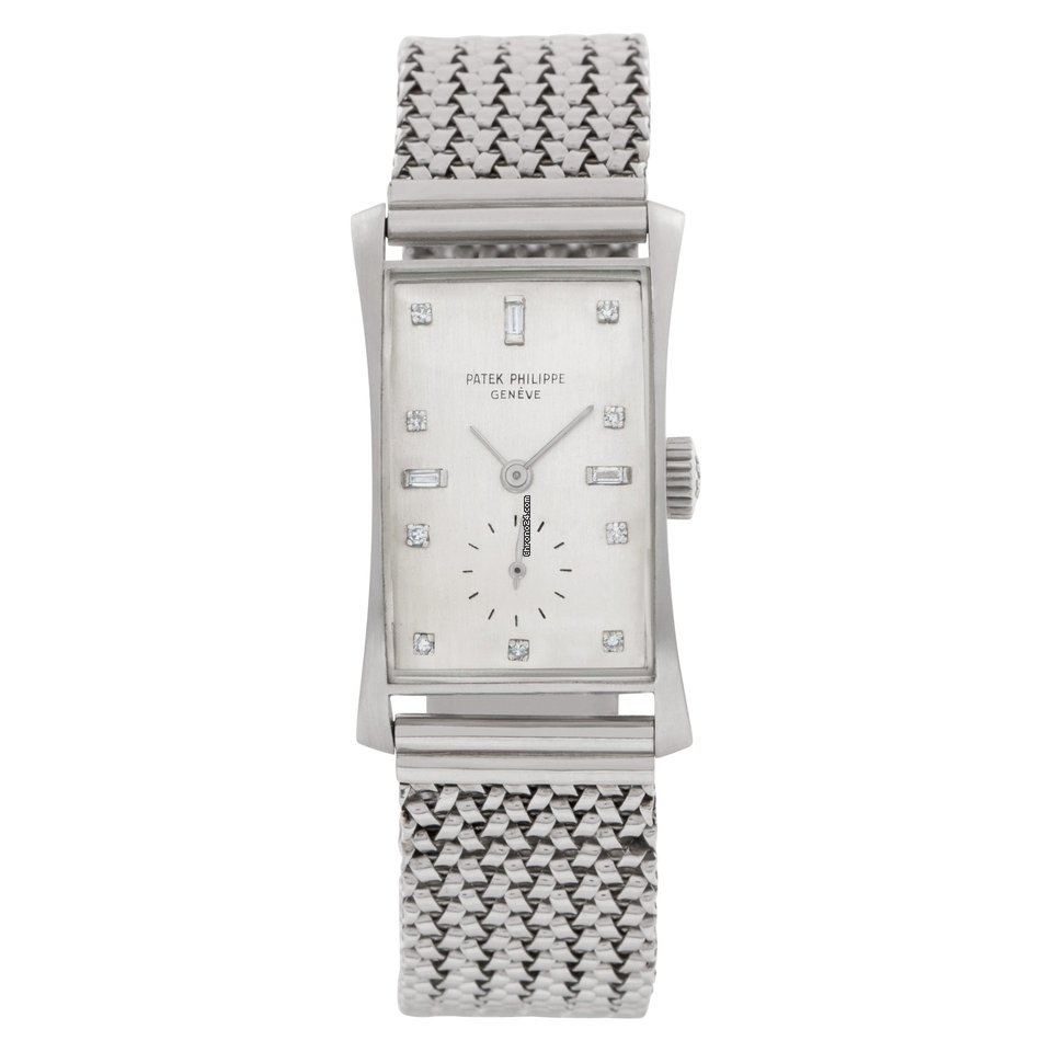 Patek Philippe Hour Glass 1593 pre-owned