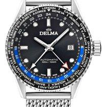Delma Cayman Worldtimer 41801.710.6.031 nou