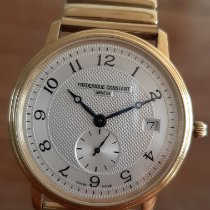 Frederique Constant Slimline pre-owned 38mm Date Steel