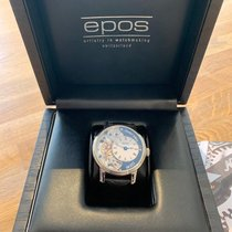 Epos pre-owned Manual winding Sapphire crystal 5 ATM