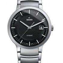 Rado Centrix Steel Black