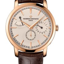 Vacheron Constantin Traditionnelle Rose gold 40mm Silver United States of America, Florida, Sunny Isles Beach