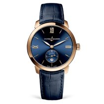 Ulysse Nardin Classico new 2021 Automatic Watch with original box and original papers 3206-136-2/33