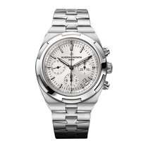 Vacheron Constantin 5500V/110A-B075 Steel 2020 Overseas Chronograph 42.5mm new United States of America, Florida, Sunny Isles Beach
