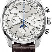 Zenith El Primero 410 Steel 42mm Silver United States of America, Florida, Sunny Isles Beach