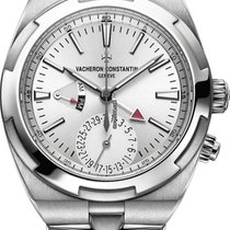 Vacheron Constantin Overseas Steel 41mm Silver United States of America, Florida, Sunny Isles Beach