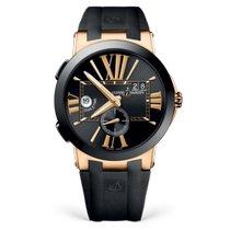 Ulysse Nardin Executive Dual Time 246-00-3/42 Nou Aur roz 43mm Atomat