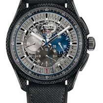Zenith El Primero Lightweight Carbon 45mm Transparent United States of America, Florida, Sunny Isles Beach