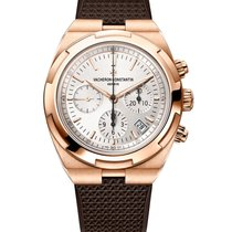 Vacheron Constantin Overseas Chronograph new 2020 Automatic Chronograph Watch with original box and original papers 5500V/000R-B074
