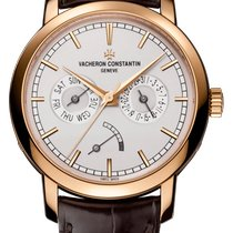 Vacheron Constantin Traditionnelle Rose gold 39.5mm Silver United States of America, Florida, Sunny Isles Beach