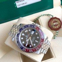 Rolex GMT-Master II 126710BLRO 2019 gebraucht