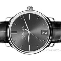 H.Moser & Cie. Endeavour Platino 40.8mm Gris Sin cifras