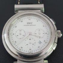 IWC Da Vinci Chronograph Stahl 36mm Keine Ziffern Schweiz, Dübendorf