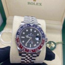 Rolex GMT-Master II 126710BLRO 2020 usato