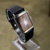 Omega 1939 Omega Rectangular Case, Caliber T17, Small Second Hand 1939 pre-owned