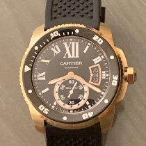 Cartier Calibre de Cartier Diver Rose gold 42mm United States of America, New York, New York