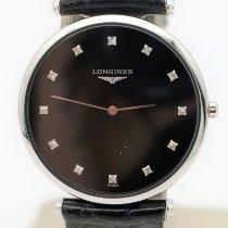 Longines La Grande Classique Steel 33mm Black No numerals United States of America, Nevada, Las Vegas