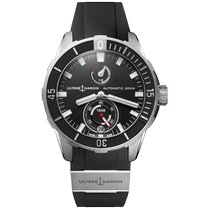 Ulysse Nardin Marine new 2021 Automatic Watch with original box and original papers 1183-170-3/92