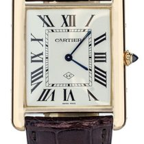 Cartier Tank Louis Cartier W1560034 pre-owned