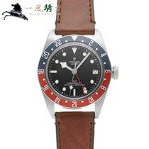 Tudor Black Bay GMT Acier 41mm Noir