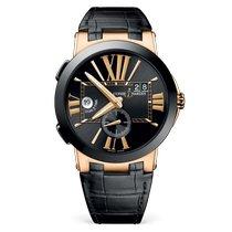 Ulysse Nardin 246-00/42 Rose gold 2020 Executive Dual Time 43mm new