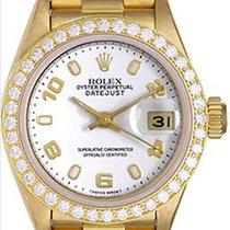 Rolex Lady-Datejust 26mm White Arabic numerals United States of America, Texas, Dallas
