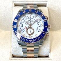 Rolex Yacht-Master II 116681 Unworn Gold/Steel 44mm Automatic