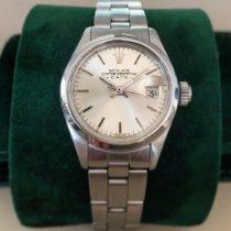 Rolex Oyster Perpetual Lady Date nieuw 1977 Automatisch Alleen het horloge 6916