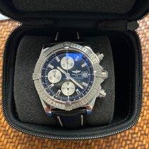 Breitling Chronomat Evolution Acier 44mm Gris Sans chiffres France, paris