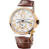 雅典 Marine Chronometer Manufacture 全新 自动上弦 仅有手表 1185-122/41