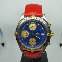 Breitling Chronomat Acero Azul Sin cifras