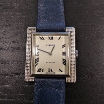 Tissot Silver Manual winding 29mm pre-owned Stylist