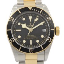 Tudor Black Bay S&G 41mm Black