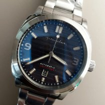 Spinnaker Steel 42mm Automatic SP-5073-11 new