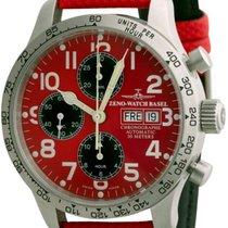 Zeno-Watch Basel NC Pilot 9557TVDD-2T-b7 new