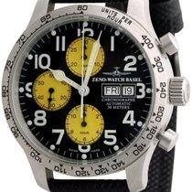 Zeno-Watch Basel NC Pilot 9557TVDD-2T-b19 new