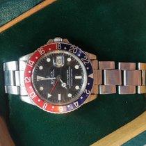 Rolex GMT-Master 16750 Muy bueno Acero 40mm Automático Chile, 3316