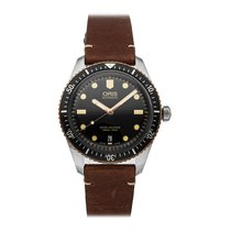 Oris Divers Sixty Five Steel 40mm Black No numerals United States of America, Pennsylvania, Bala Cynwyd