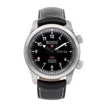 Bremont Steel 43mm Automatic MBII-BK-OR pre-owned
