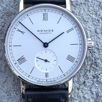 NOMOS Steel 35mm Manual winding 201 pre-owned Australia, Keysborough