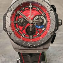 Hublot King Power Titanium 48mm Red United States of America, New Jersey, Holmdel
