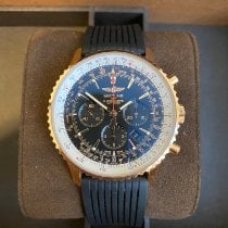 Breitling Navitimer 01 (46 MM) Gold/Steel