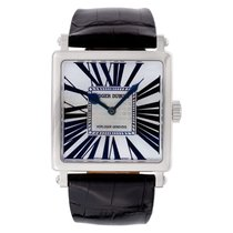 Roger Dubuis Golden Square White gold 37mm Mother of pearl Roman numerals United States of America, Florida, Surfside