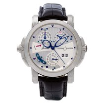 Ulysse Nardin Sonata White gold 42mm Silver United States of America, Florida, Surfside