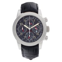Girard Perregaux pre-owned Automatic 40mm Black